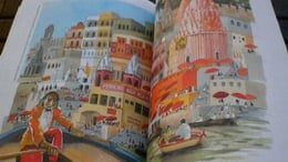 Art & Travel book that shows the beauty of Venice through the impressions of a watercolor artist. All the drawings were made on place by the artist. Not only…