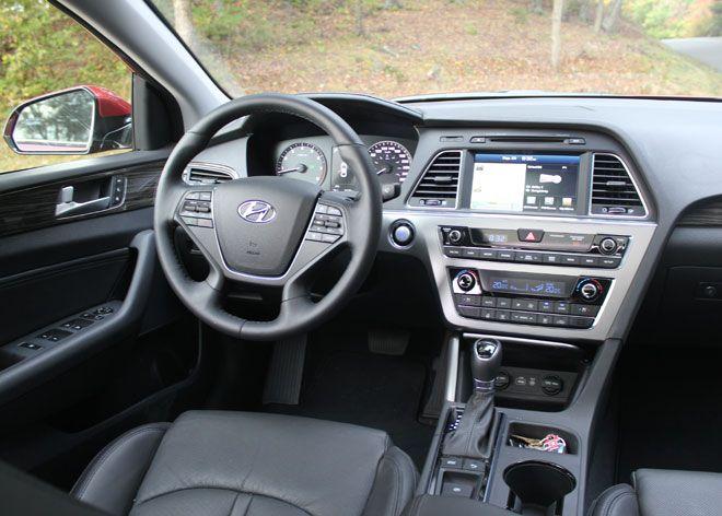 Long-term test: 2015 Hyundai Sonata Limited | The Chronicle Herald