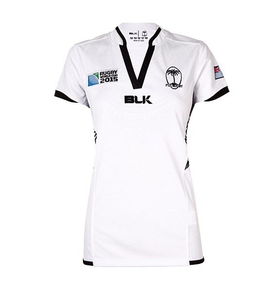 Fiji RWC Replica Jersey Ladies Home 2015