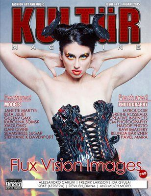 Kultur Mag: Kultur - Issue 41.4 - January 2015, $32.95 from MagCloud