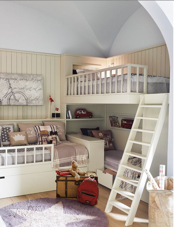 TRÈS CHIC HOUSE: A WORLD OF IDEAS FOR BOYS