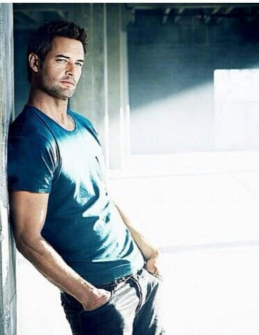 Aaron Carmel - Lucy's ex-hub - Rodeo star -Josh Holloway