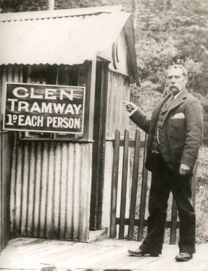 Shipley Glen Tramway - A scenic trip on an historic attraction kids 50p big kids £1