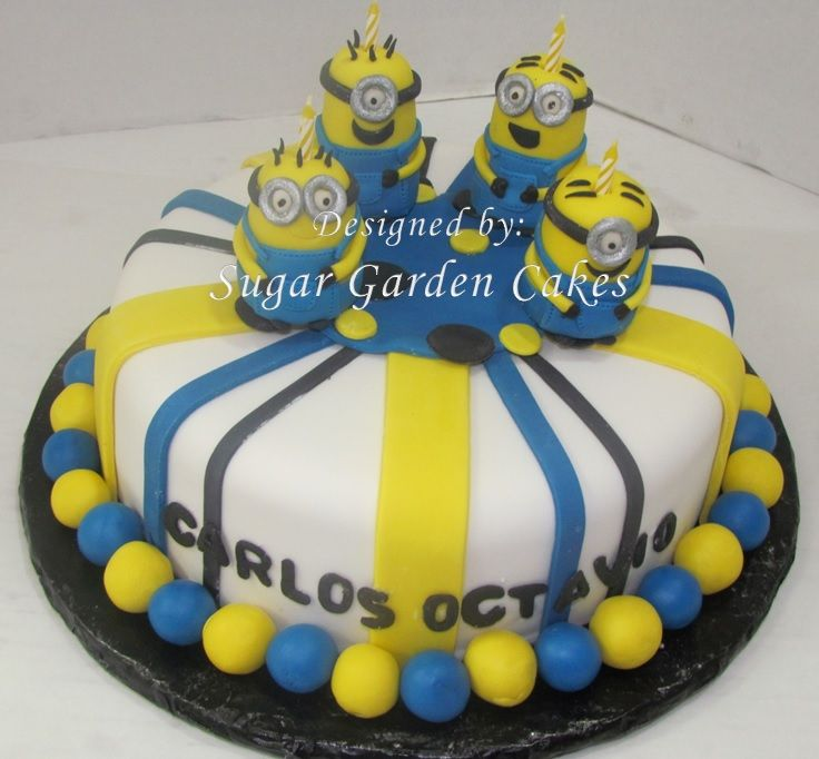 Minion Cake Images images