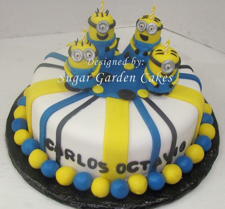Minion Cake Images images