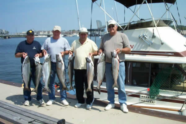 51 best images about fishing in the midwest on pinterest for Algoma fishing charters