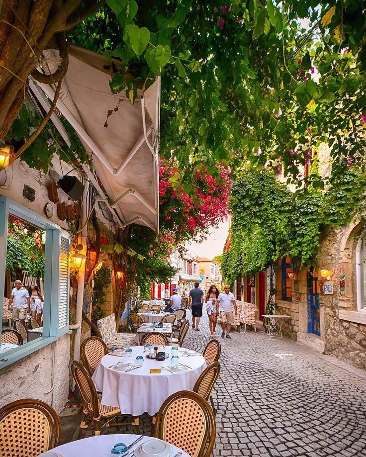 Alaçati, Izmir - Turkey