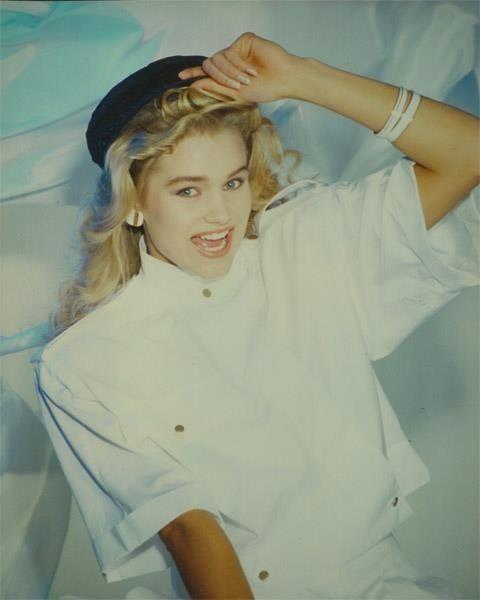 Yolanda Foster (Beverly Hills) then: