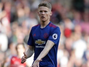 Team News: Scott McTominay makes first Champions League start for Manchester United