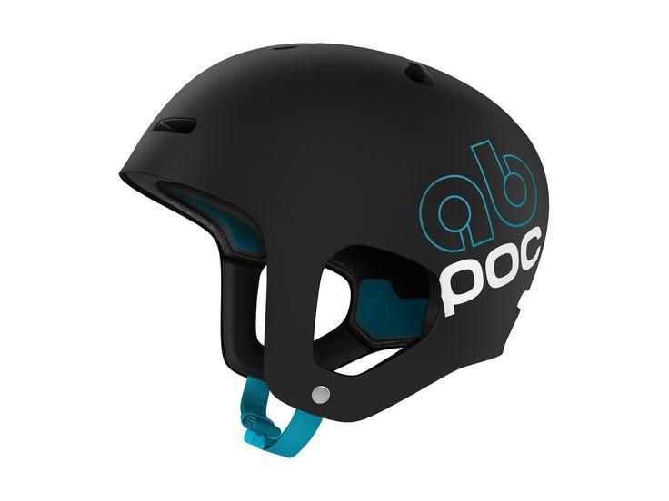Der leichte und gut belüftete #POC Auric Helm besitzt eine robuste ABS-Schale und das ausgezeichnete multi-impact Innenfutter