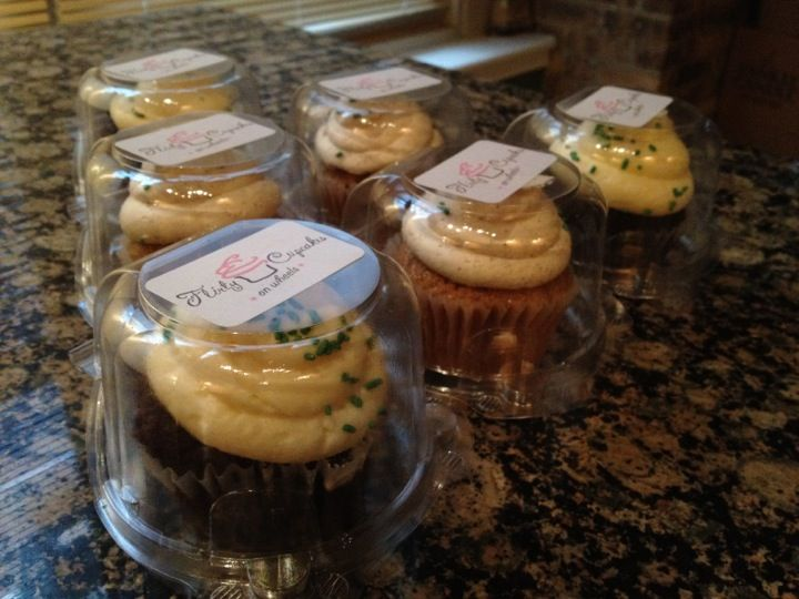 Flirty Cupcakes. My favorites are Devil in Disguise, Cheesecake and the Turtle always wins the race.