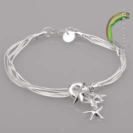 Lucky Silver 925 Sterling Silver jewellery
