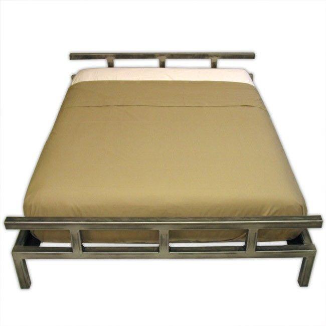 best 25+ steel bed frame ideas on pinterest | metal projects