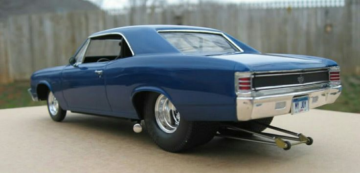 67 CHEVY CHEVELLE PRO STREET...