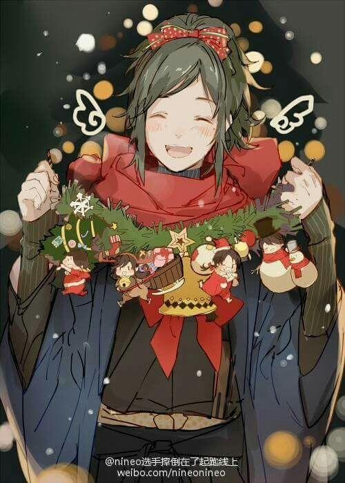 Image result for yamatonokami yasusada christmas