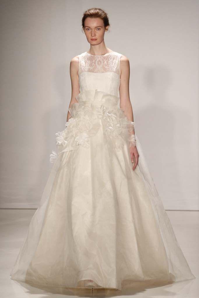 Amsale Bridal Fall 2015  Photo by John Aquino