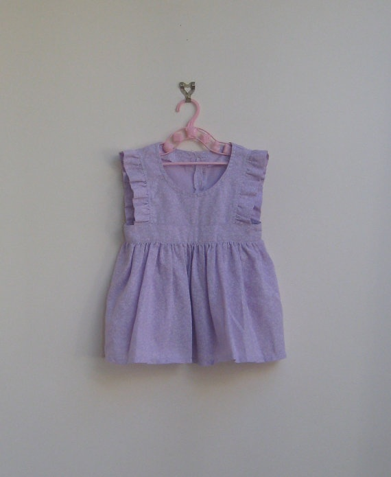 Vintage Baby Dress (Frock) Inspiration.
