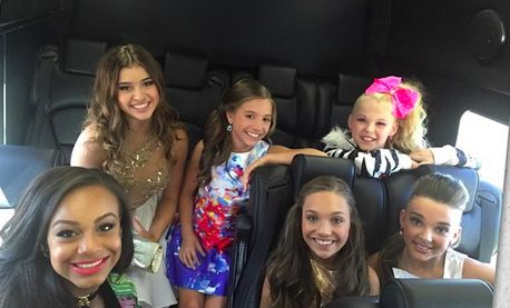 Kalani, Mackenzie, Jojo, Nia, Maddie and Kendall they are all so amazing at dance❤️