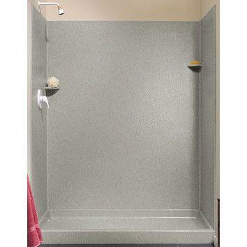 swanstone shower wall kit