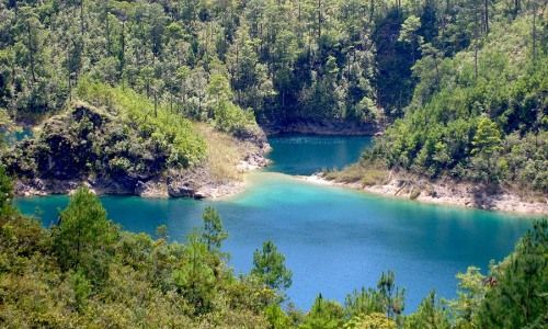 #Laguans de #Montebello #Chiapas #Mexico www.inmexico.net