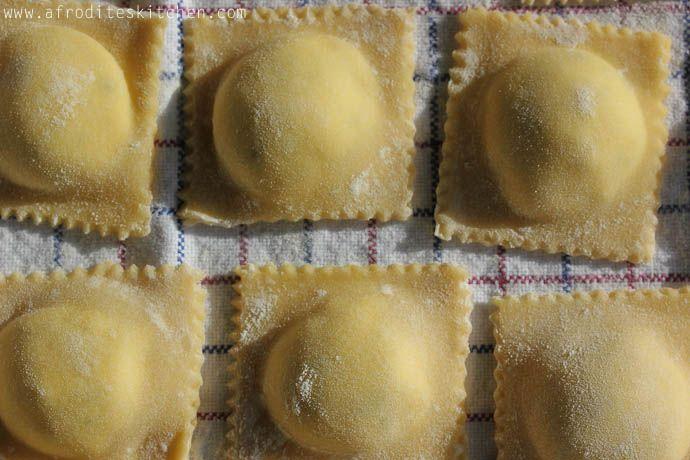 cyprus ravioli recipe