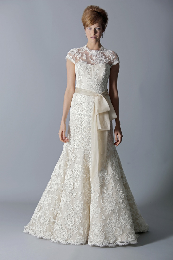 16 best Moderate using of colour in wedding dresses images on ...