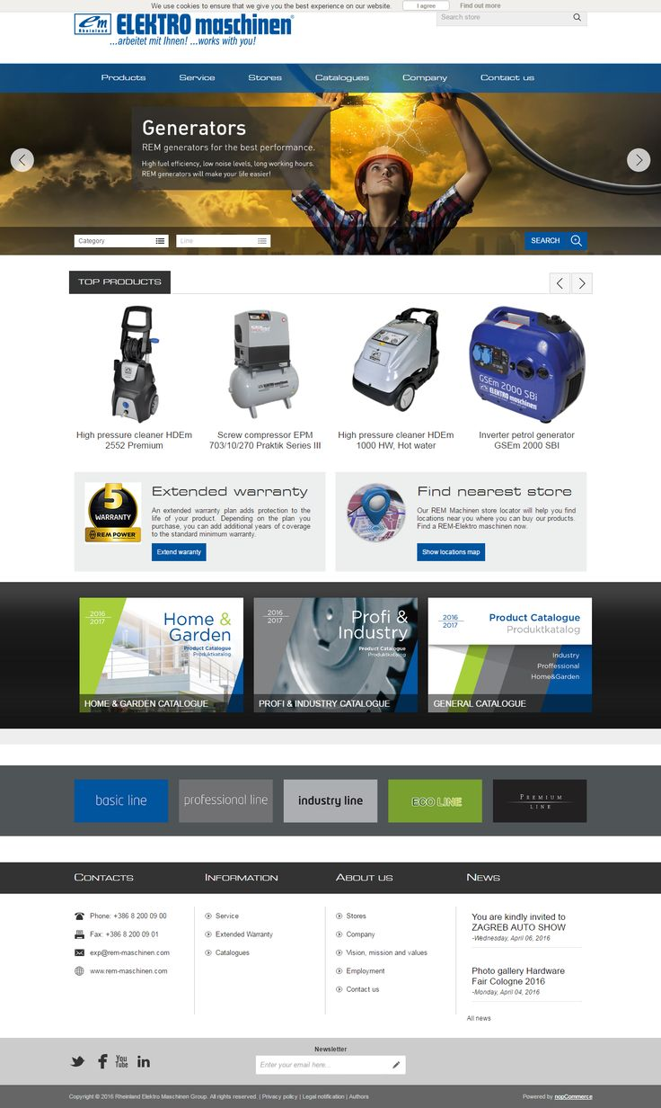 30 best Nop Traction Responsive Theme by www.nop-templates.com ...