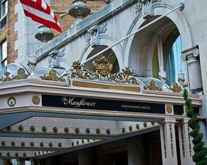Mayflower Hotel Washington DC, luxurious, historic and pet friendly!