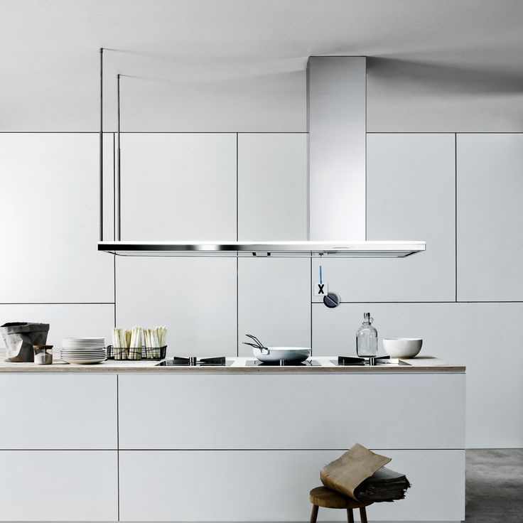 Are you looking for a hood for your kitchen? Try the hood Lumen Isola 175 from collection Design By Falmec