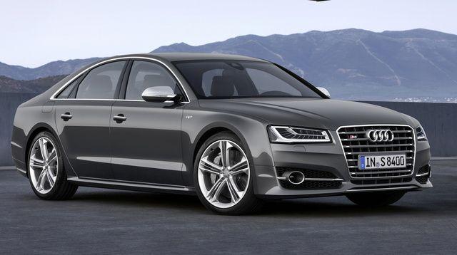 2018 Audi S8 Price