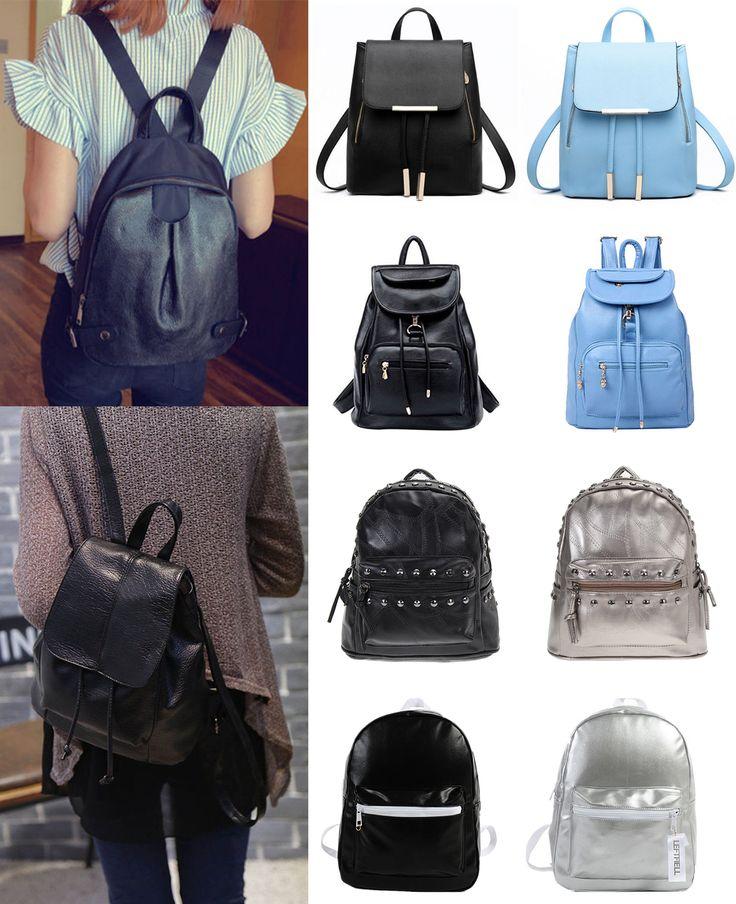 ·Colores y Precio según el modelo·  #Shalala #Ropa #Accesorios #Backpack #Mochila #Casual #Negro #Plateado #Celeste