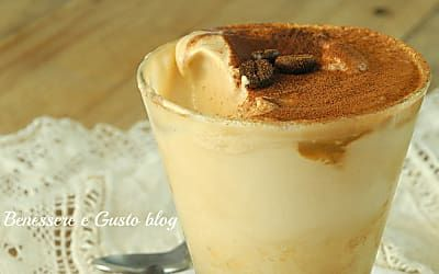CREMA FREDDA YOGURT AL CAFFE' - Ottima anche come yogurt gelato al caffè