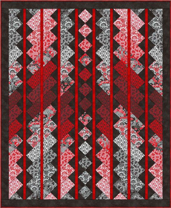 80 Best Images About Braid Quilts On Pinterest