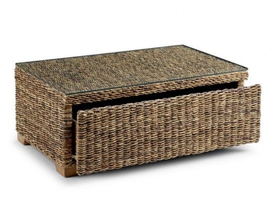 Lichfield Banana Leaf Conservatory Coffee Table