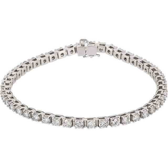 14 best Diamond Bracelets images on Pinterest