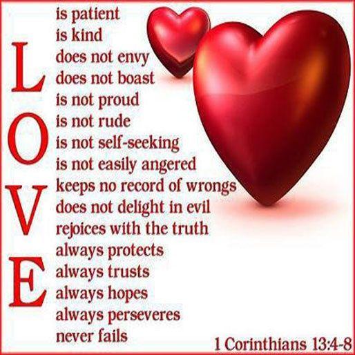 valentine day scripture