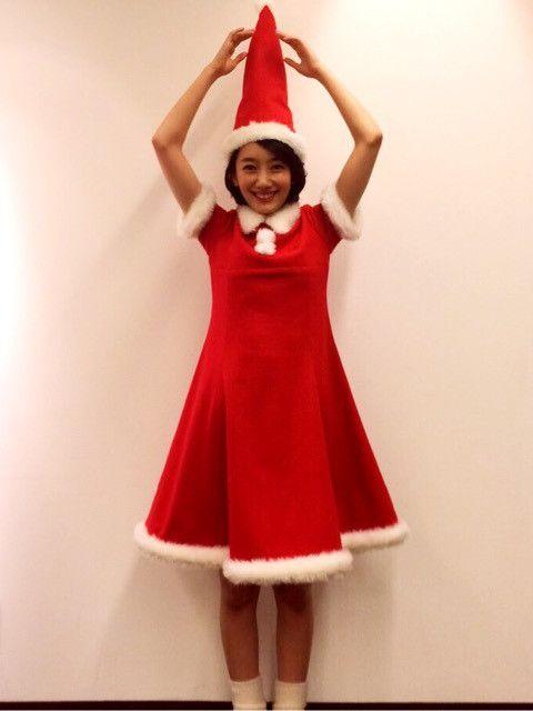 サンタクロース の画像 波瑠オフィシャルブログ「Haru's official blog」Powered by Ameba
