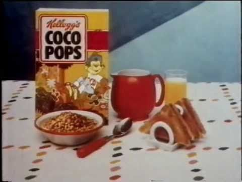 Kellogg's Coco Pops -mainos (1990) - YouTube
