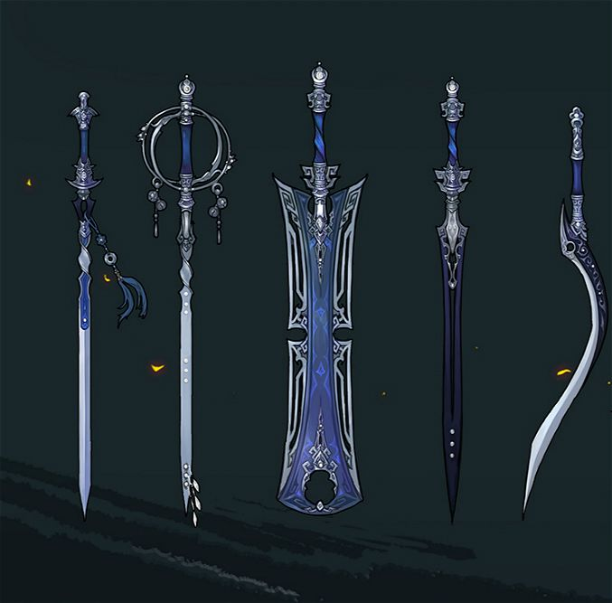 Love these weapons!