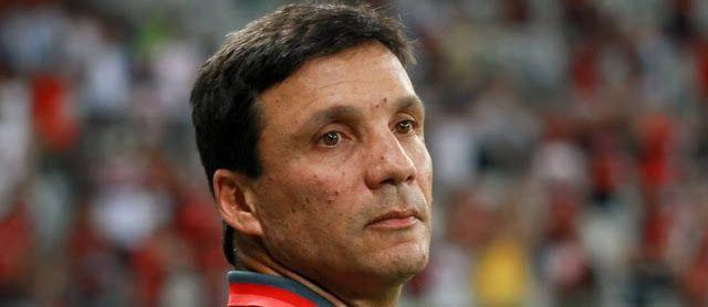 Zé Ricardo minimiza queda do Fla antes de jogo-chave na Libertadores