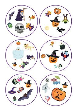Dobble Halloween