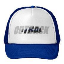 2015 Outback Trucker Hat