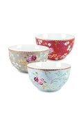 PiP Botervloot Small   Overig   Floral   Porselein   PiP Studio