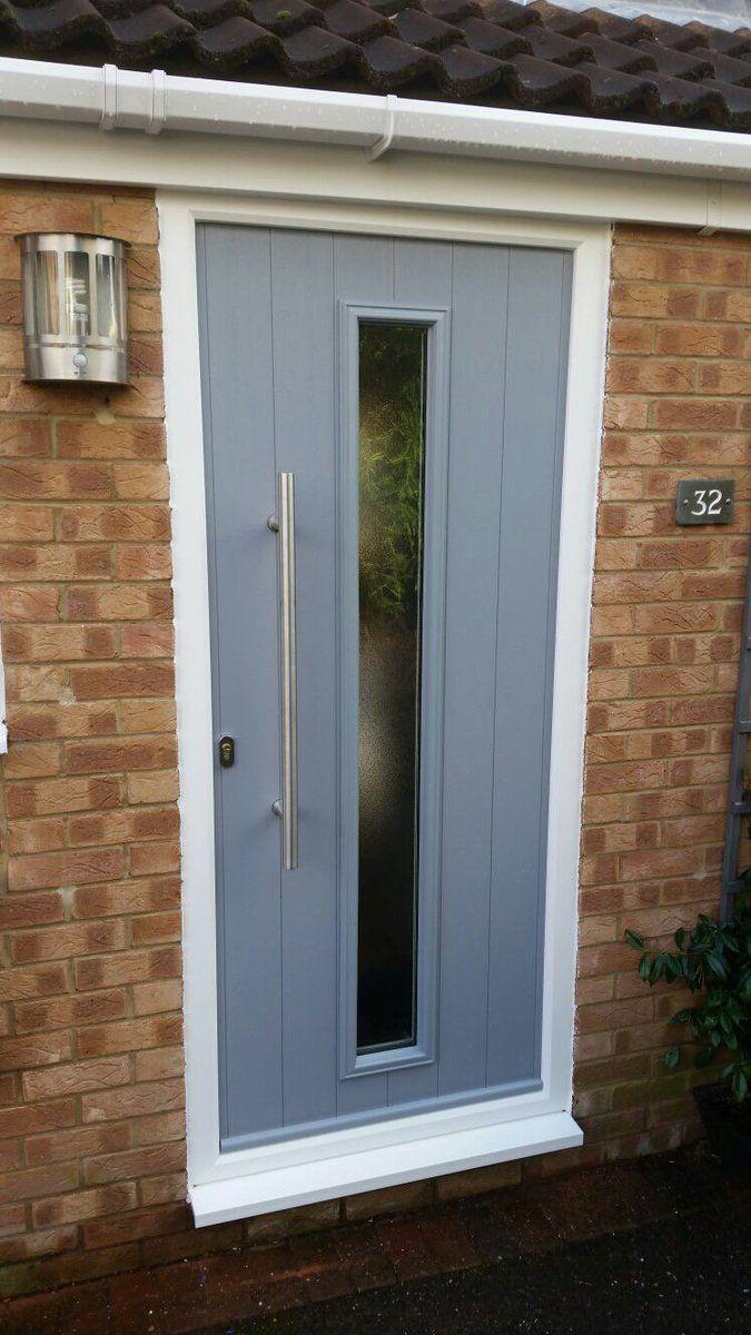 Pin By Prescot Door Window Centre On Solidor Italia Composite Door Modern Exterior Doors Exterior House Remodel