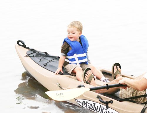 Gator Hatch Extra Seating for Malibu Kayaks
