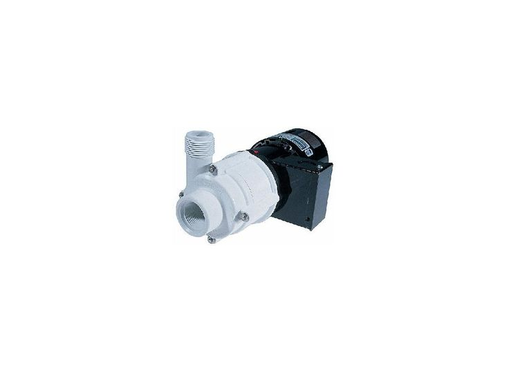 Little Giant 582515 1370 GPH 230V Magnetic Drive Pump with 6ft. Power Cord - No Steel Pumps Industrial Pumps Magnetic Drive