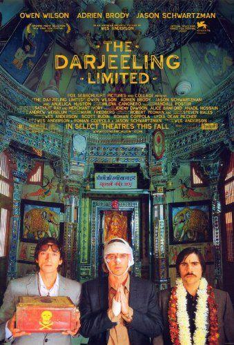 The Darjeeling Limited ダージリン急行 2007