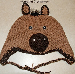 Crochet Creative Creations- Free Patterns and Instructions ...