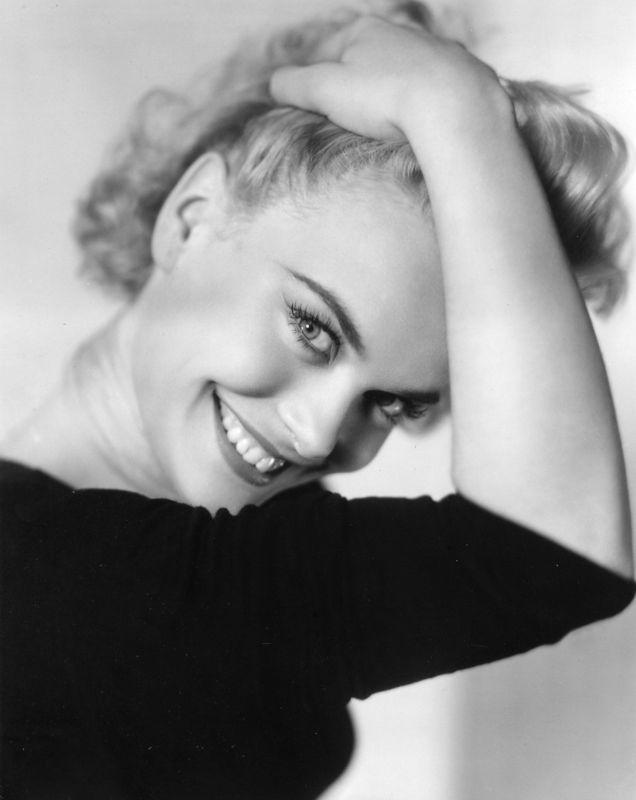 British film star, Shirley Eaton