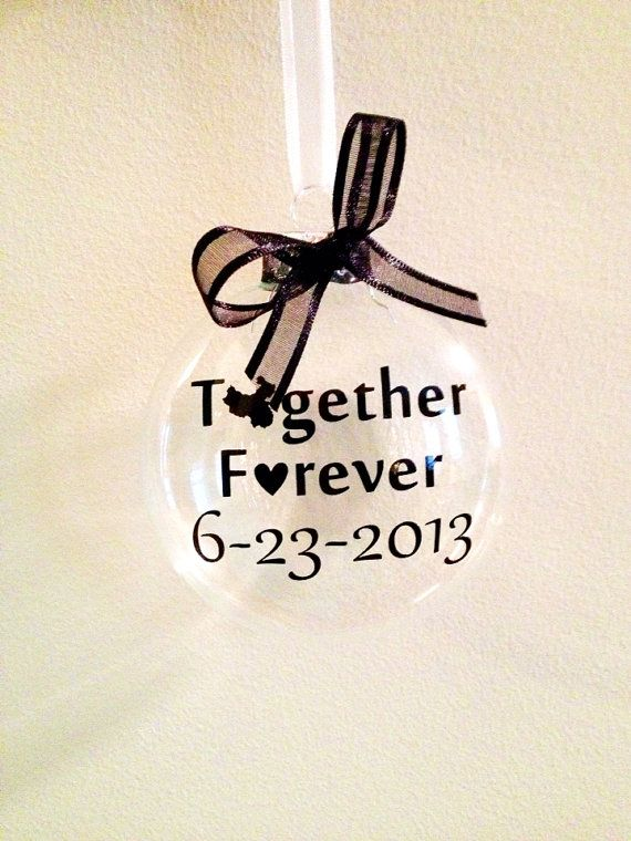 Together Forever Adoption Christmas Ornament